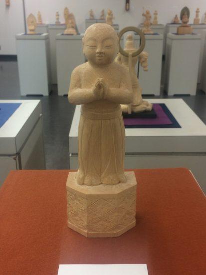 《聖徳太子立像》