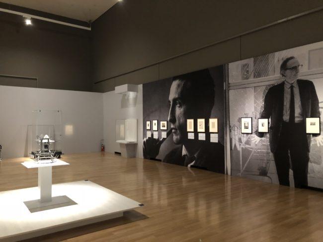 『マルセル・デュシャンと日本美術』展示風景