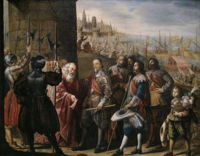 アントニオ・デ・ペレーダ《ジェノヴァ救援》