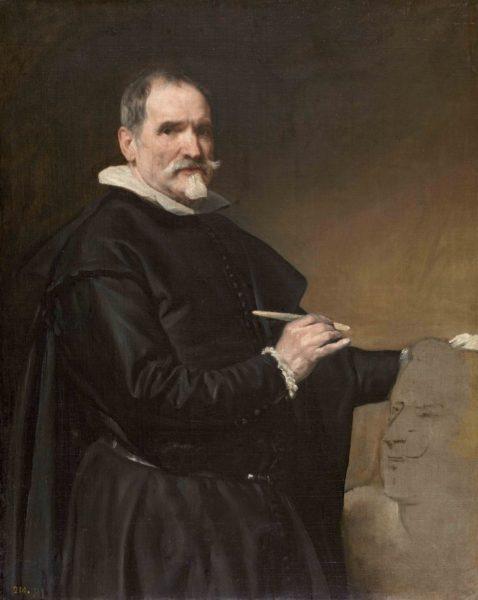 ディエゴ・ベラスケス《フアン・マルティネス・モンタニェースの肖像》