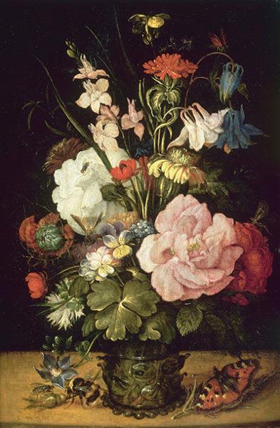 ルーラント・サーフェリー《花束》