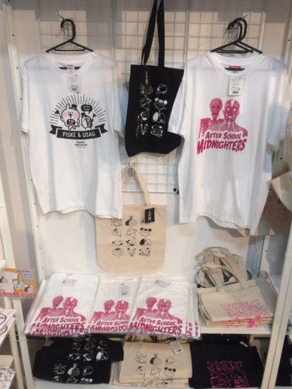 人体展グッズのTシャツ
