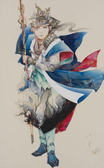 入江明日香《横浜海航図》