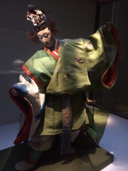平田郷陽《桜梅の少将》